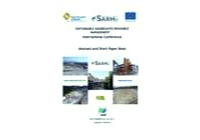 Sustainable Aggregates Resource Management (SARMA) International Conference