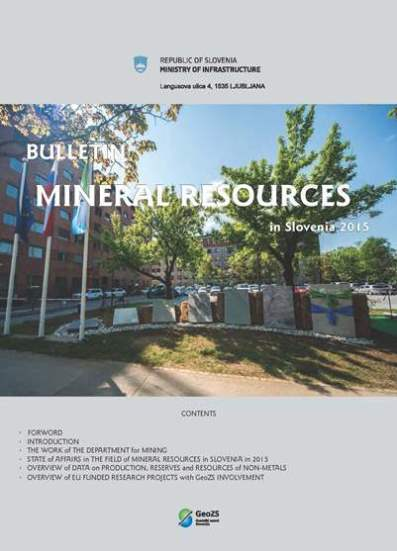 Mineral Resources in 2016